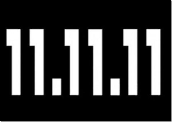 11 Horas do Dia 11 do Mês 11 do Ano 11 = 11% de Desconto na Zazou