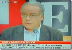 Cavaco Silva - Um drama nacional. Nov.2013