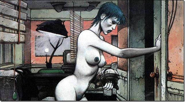Enki Bilal - La Femme Piege