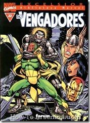P00022 - Biblioteca Marvel - Avengers #22
