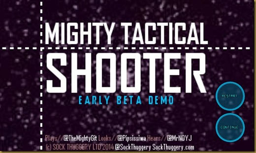 Mighty Tactical Shooter