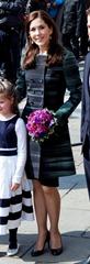 Kronprinsesse Mary til Forskningens DGN 2012
