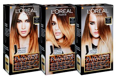Ombre Hair de L'Oreal, j'ai envie de tester!