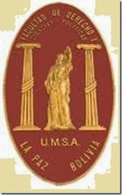 Facultades de la UMSA, Bolivia