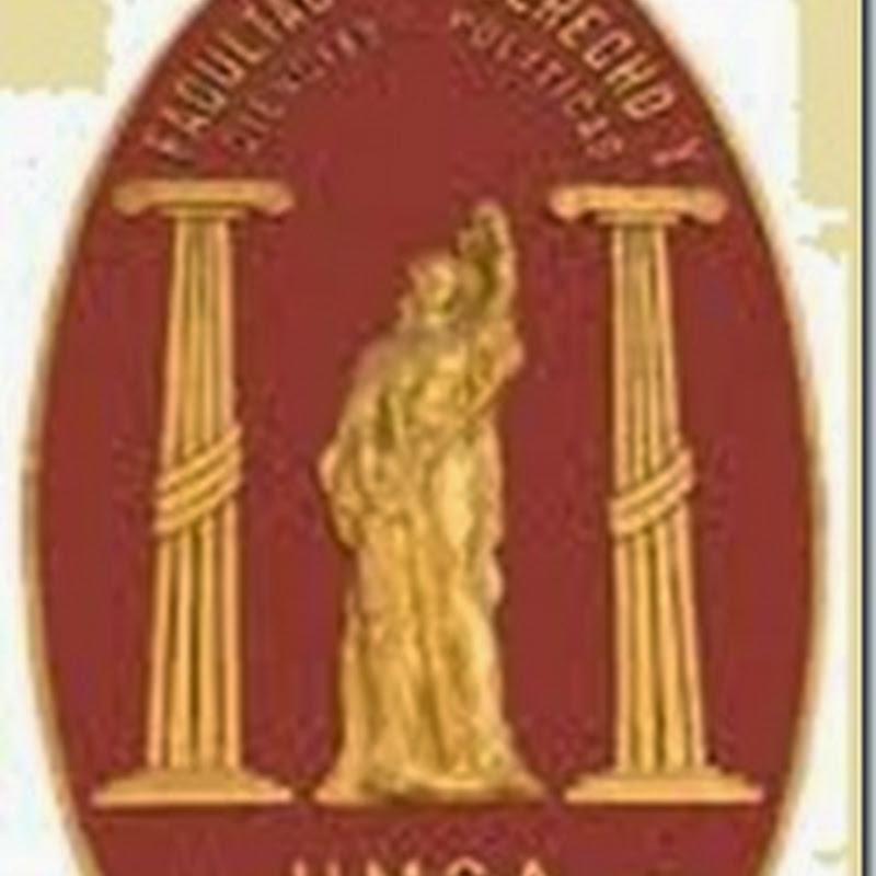 Facultad de Derecho y Ciencias Políticas de la UMSA: Convocatoria para Prueba de Suficiencia Académica 2014