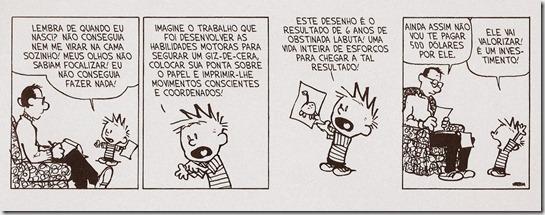 Calvin desenho