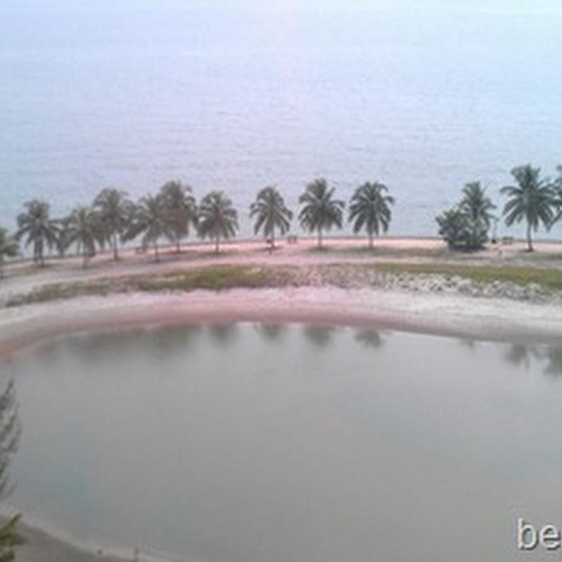 Setengah hari di Corus Paradise Port Dickson , Negeri Sembilan