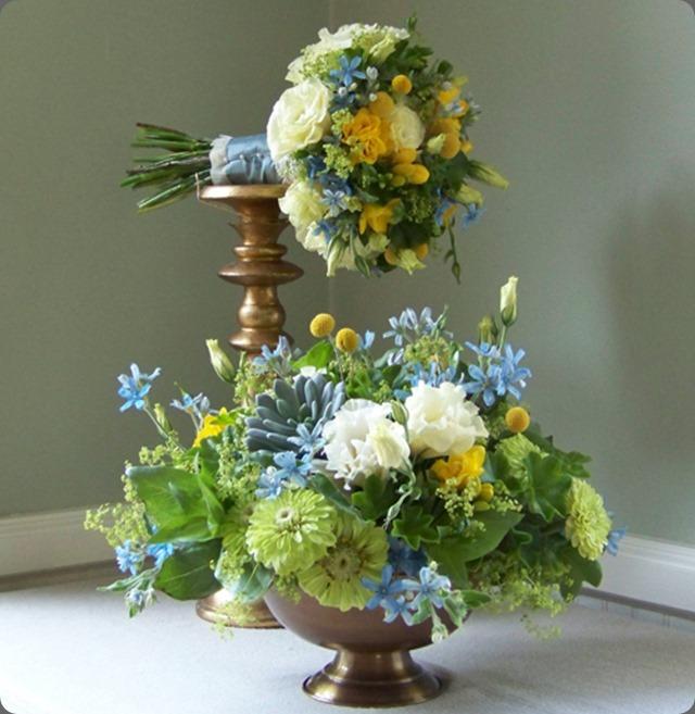 tweedia 20090806022 floral verde