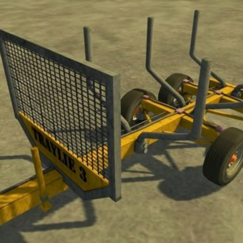Farming simulator 2013 - Traylie Three v 1.1