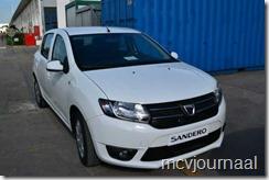 Dacia Sandero Marokko 04