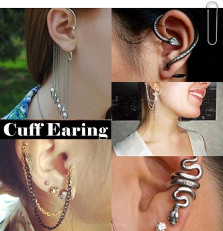 Cuff Earings