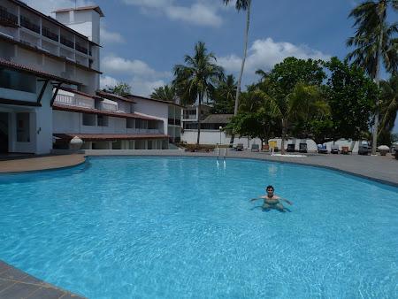 Hotel Citrus Hikkaduwa: piscina doar pentru mine