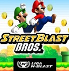 Street Blast Bros logo