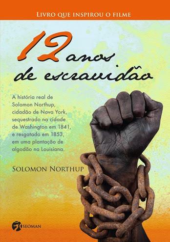 12 Anos de Escravidão - livro