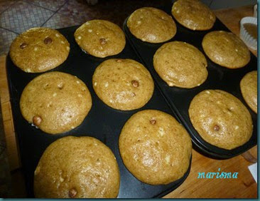 muffins de avellanas a la canela7 copia