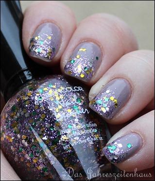 Glittery Tips 6