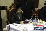 Yartzheit Tish For Stamar Rebbe Held In Satmar Beis Medrash Of Monsey (Photos by Moshe Lichtenstein) - IMG_5563.JPG