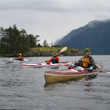 Sechelt Inlet - Easter 2009