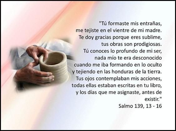 Salmo 139LLORÓ