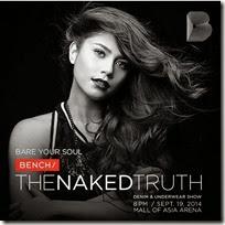 Bench TheNAKEDTruth - Jessy Mendiola