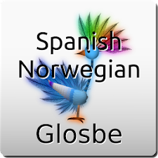 Spanish-Norwegian Dictionary