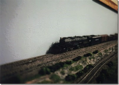 26 My Layout in Summer 2002