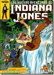 P00021 - Indiana Jones nº21 .howtoarsenio.blogspot.com