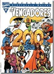 P00031 - Biblioteca Marvel - Avengers #31
