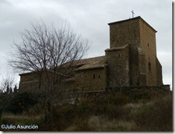 Iglesia de Irujo - Guesálaz