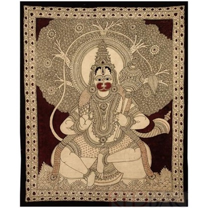 Gracious Lord Hanuman