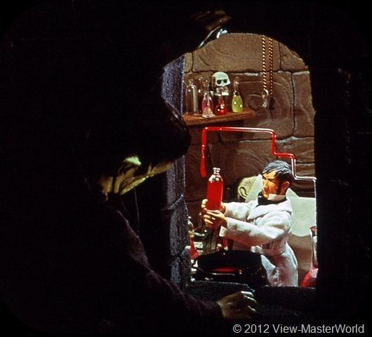 View-Master Frankenstein (B323), Scene C3