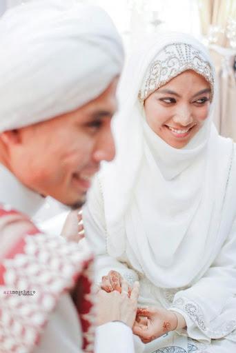 gambar majlis perkahwinan ustaz don, husna zahry