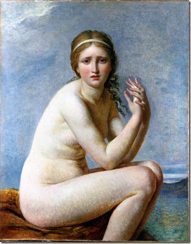 david - psyche 1795