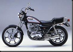 Kawasaki Z250 LTD 88