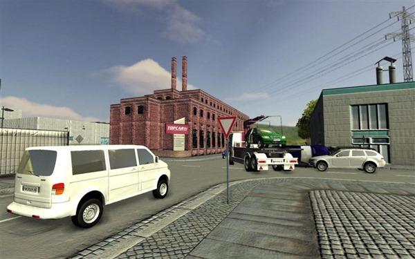 Juego de Camiones Tow Truck Simulator 1