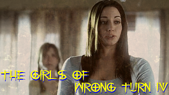41 the girls of wrong turn 4