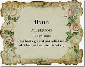 my flour