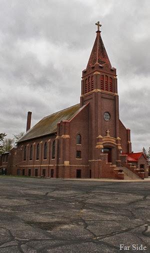 Saint Nicholas Parish Belle River Carlos MN