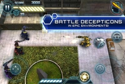 แจก Transformers 3 game for iPhone/iPod Touch v1.0.0แจก Transformers 3 game for iPhone/iPod Touch v1.0.0
