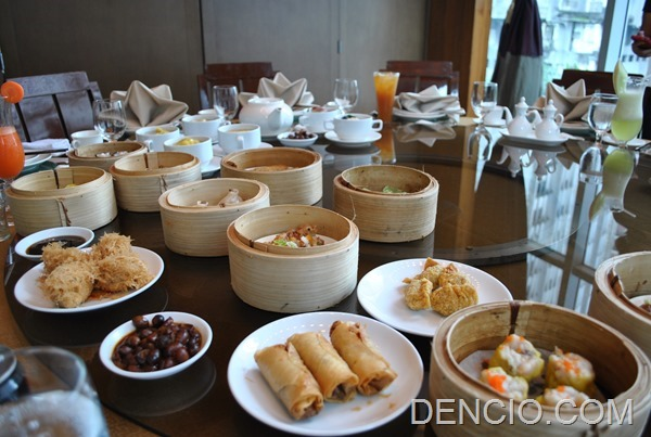 Xin Tian Di Restaurant Dim Sum Buffet unlimited 25