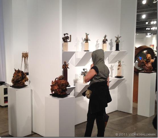 gall display