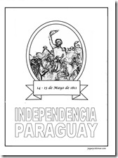 independencia paraguay 1