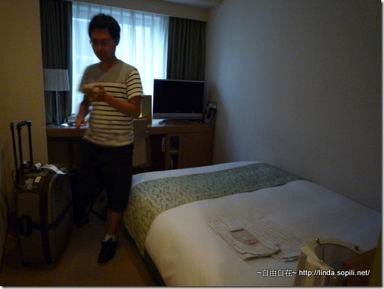 semi double room