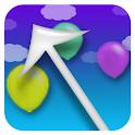 Arrows v.s Balloons icon