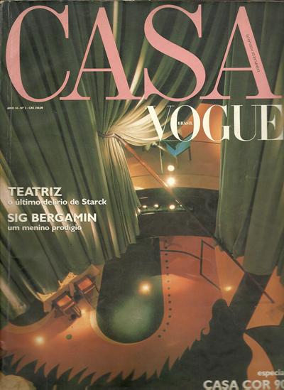Capa de Casa Vogue 14 2