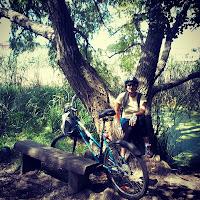 2014. augusztus 9. - Eurovelo 6 kerékpárral - Ráckeve