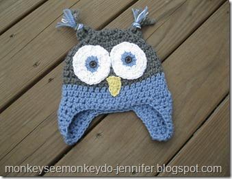 handmade owl hats (5)