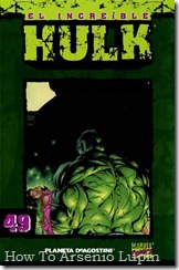 P00049 - Coleccionable Hulk #49 (de 50)