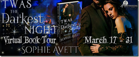 'Twas The Darkest Night Banner 450 x 169