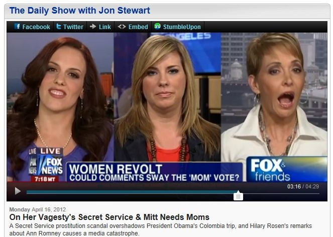 kristen howerton on fox news daily show